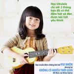 Học đàn ukulele và guitar tại nhà
