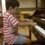 Gia sư đàn Piano tại nhà