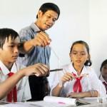 Tuyển giáo viên dạy toán lý hóa tại Biên Hòa