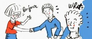 Dạy tiếng Pháp giao tiếp cho người đi làm