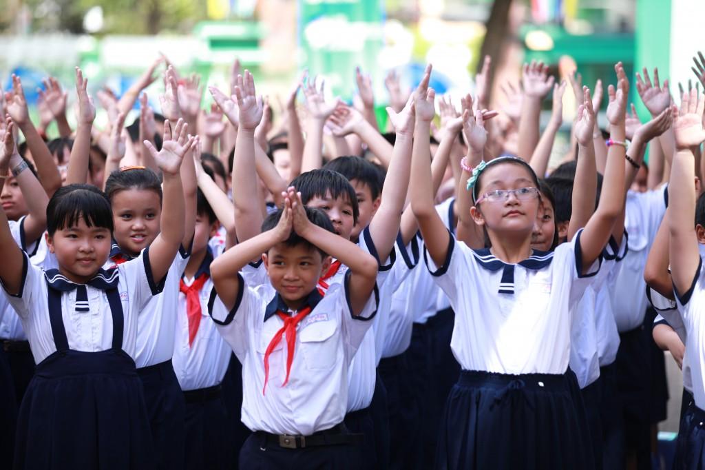 Nhận dạy kèm tiểu học tại Biên Hòa
